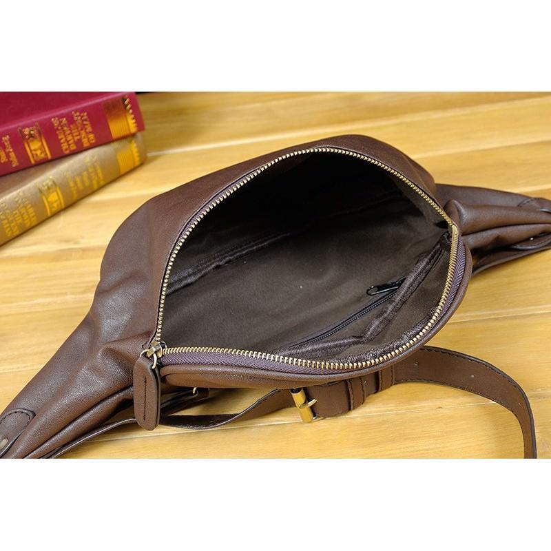 Мужская наплечная сумка (однолямочный рюкзак) O`Honor Mishima 195074