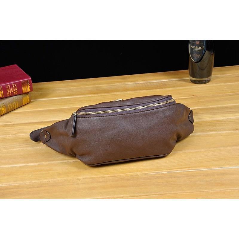 Мужская наплечная сумка (однолямочный рюкзак) O`Honor Mishima 195076