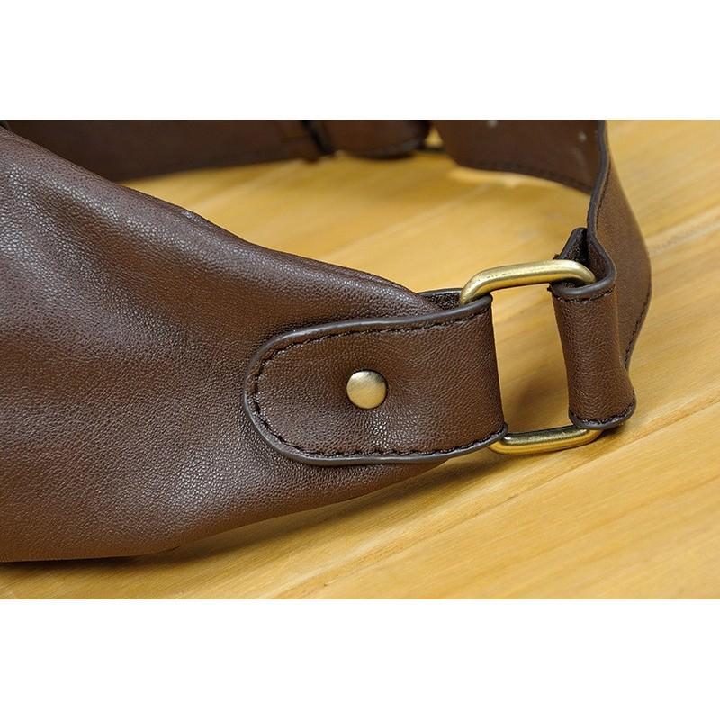 Мужская наплечная сумка (однолямочный рюкзак) O`Honor Mishima 195078