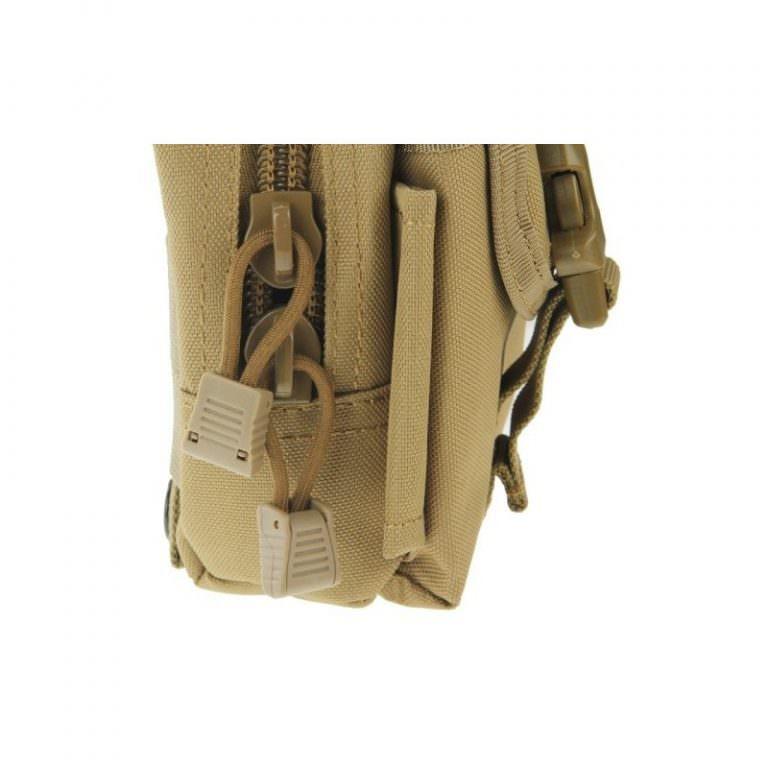 1452 - Многофункциональная камуфляжная нейлоновая сумка на пояс Landing для камеры, телефона и других вещей