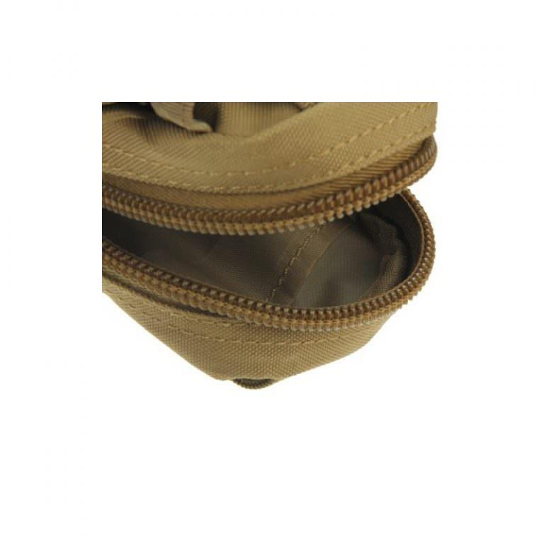 1453 - Многофункциональная камуфляжная нейлоновая сумка на пояс Landing для камеры, телефона и других вещей