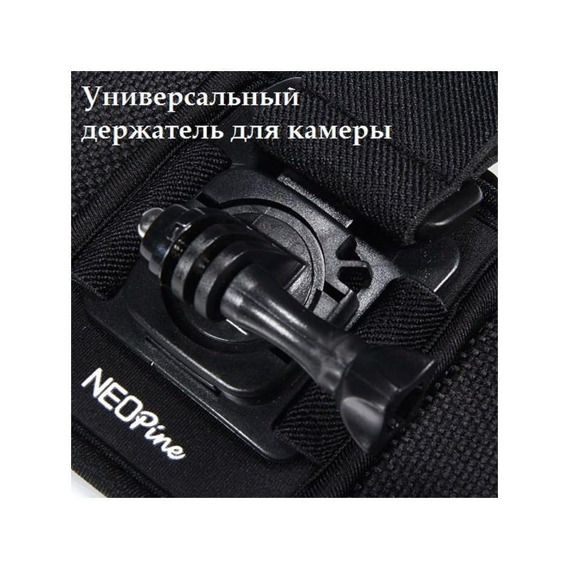 Крепление на голову NEOpine для камер GoPro HERO и Xiaomi Yi Sport 195117