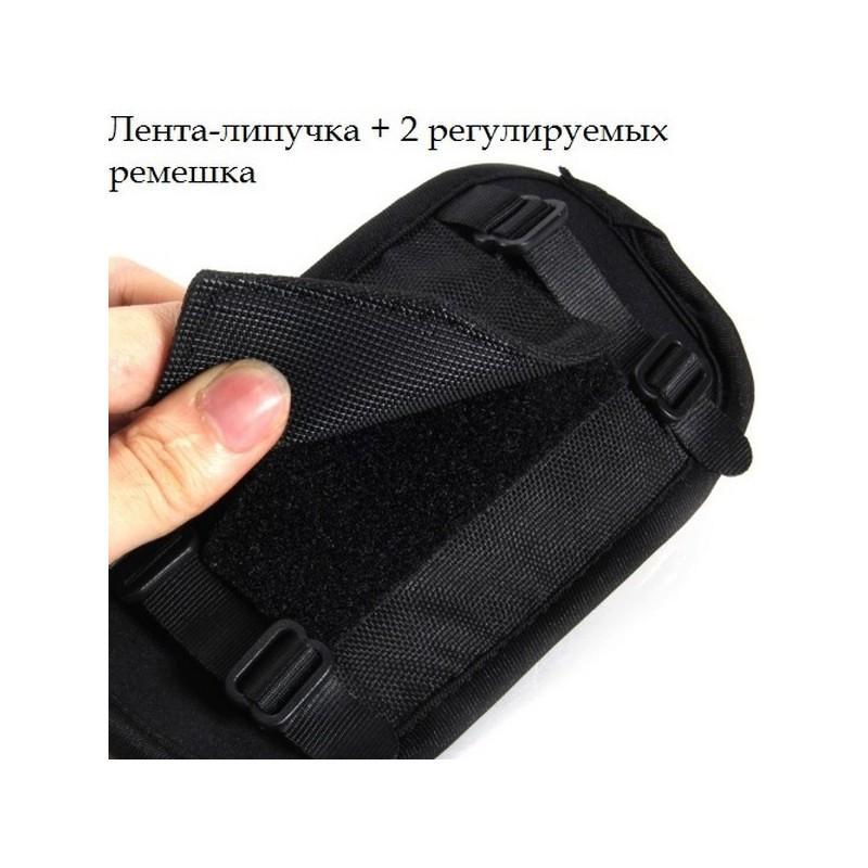 Крепление на рюкзак для экшн-камеры от NEOpine – держатель с функцией поворота на 360 градусов 195132