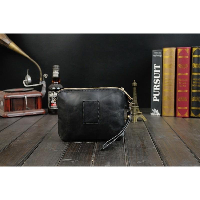 Мужская кожаная сумка-кошель O`Honor Univers – 3 способа крепления, 2 отделения 195147