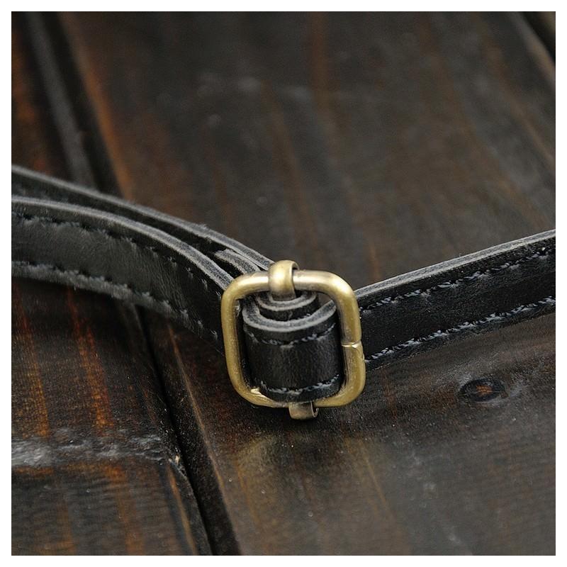 Мужская кожаная сумка-кошель O`Honor Univers – 3 способа крепления, 2 отделения 195148