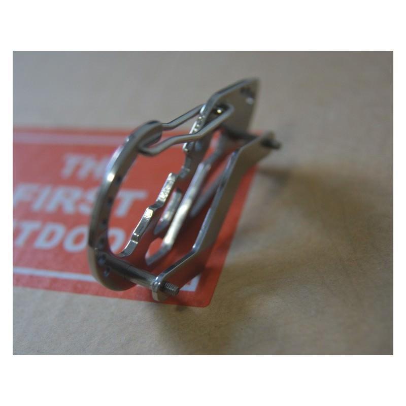 Органайзер для ключей Армейский + мультитул из нержавеющей стали 195242