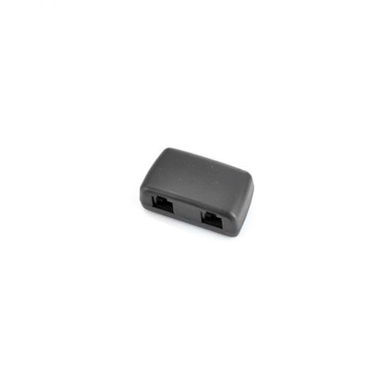 1525 - Переходник-адаптер с аудиовыходом для стационарного телефона P-B46