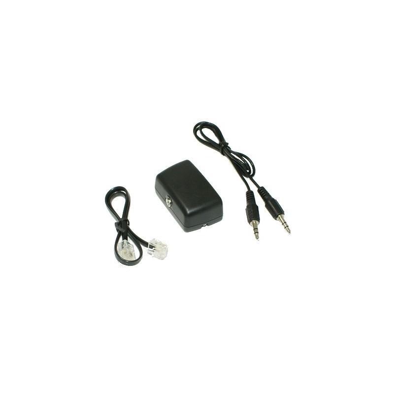 Переходник-адаптер с аудиовыходом для стационарного телефона P-B46 184540