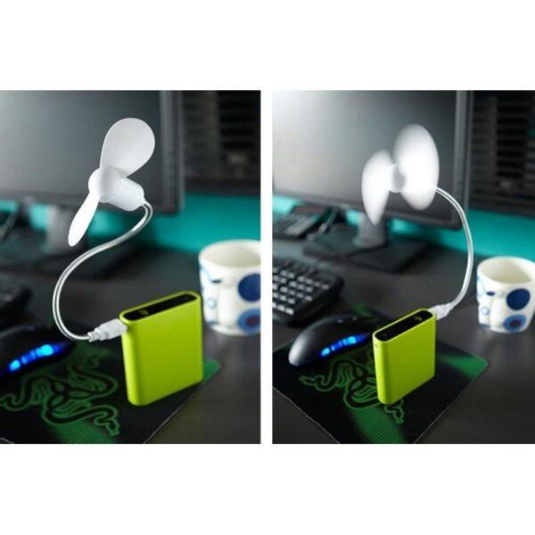 15381 - Миниатюрный USB-вентилятор для ноутбука