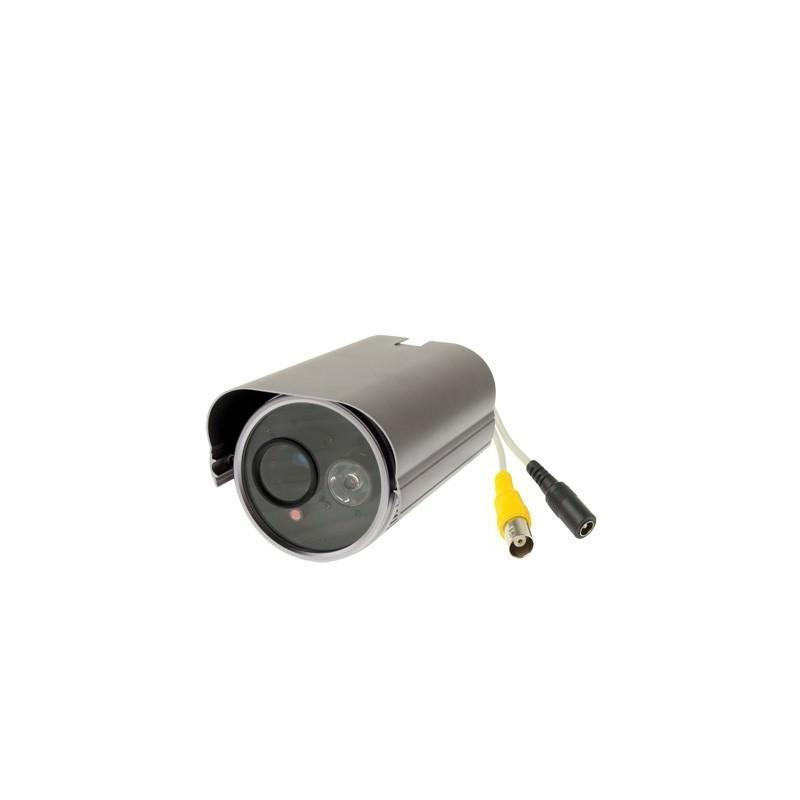 Цветная CCTV-камера C-0228H – матрица 1/3 SONY, 700 ТВЛ, ночное видение 50 м