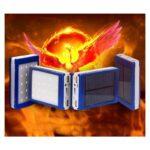 15503 thickbox default - Солнечное зарядное SolarPowerBank 20 000: 6500 мАч + светодиодный фонарь 800 люмен