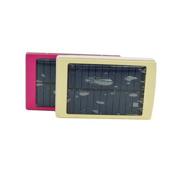 15517 - Солнечное зарядное SolarPowerBank 20 000: 6500 мАч + светодиодный фонарь 800 люмен