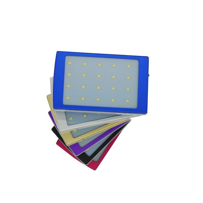 Солнечное зарядное SolarPowerBank 20 000: 6500 мАч + светодиодный фонарь 800 люмен 195971