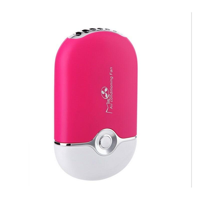 """Портативный """"Электровеер""""- USB вентилятор-кондиционер с системой влажного охлаждения 195993"""