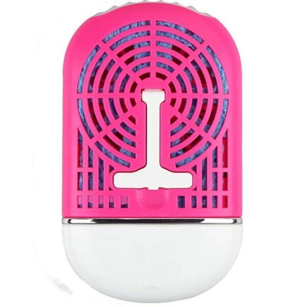 """15557 - Портативный """"Электровеер""""- USB вентилятор-кондиционер с системой влажного охлаждения"""