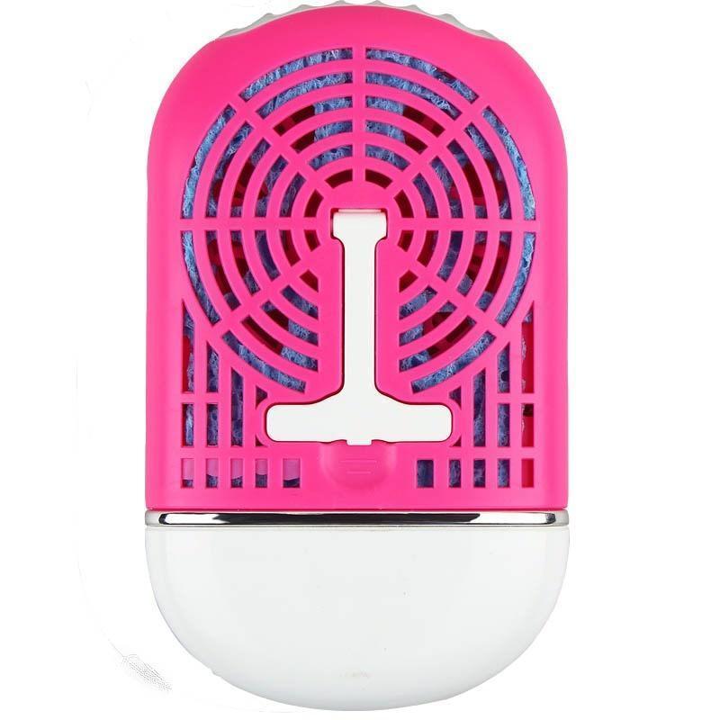 """Портативный """"Электровеер""""- USB вентилятор-кондиционер с системой влажного охлаждения 196009"""