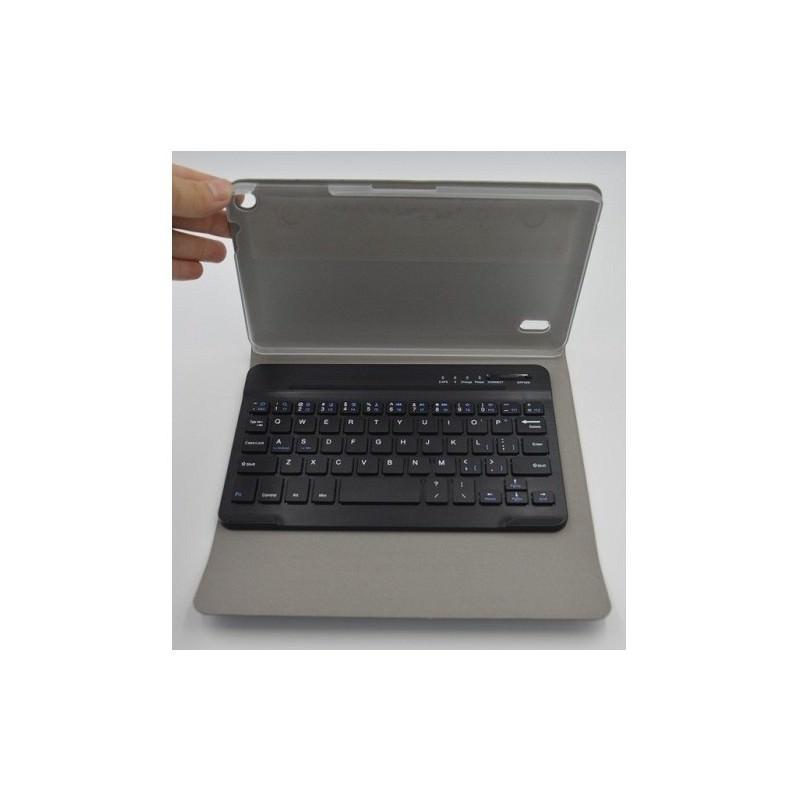 Оригинальная Bluetooth клавиатура с чехлом для планшета CHUWI Hi8, Hi8 Pro