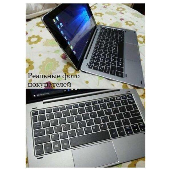 15624 - Оригинальная клавиатура для Chuwi HiBook - металлический корпус, магнитный разъем