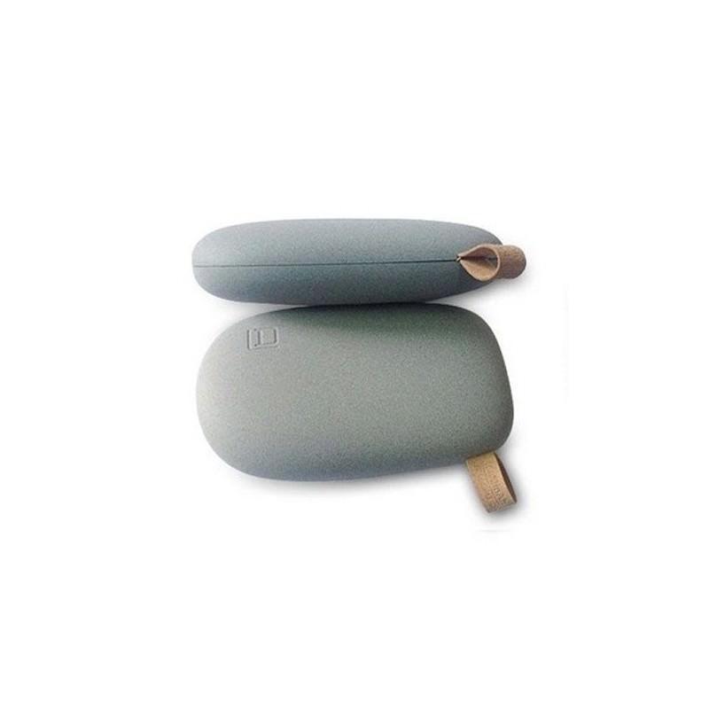 Стильный PowerBank M-Stone – 10400 мАч, 3 цвета, 2 х USB, индикатор заряда 196350