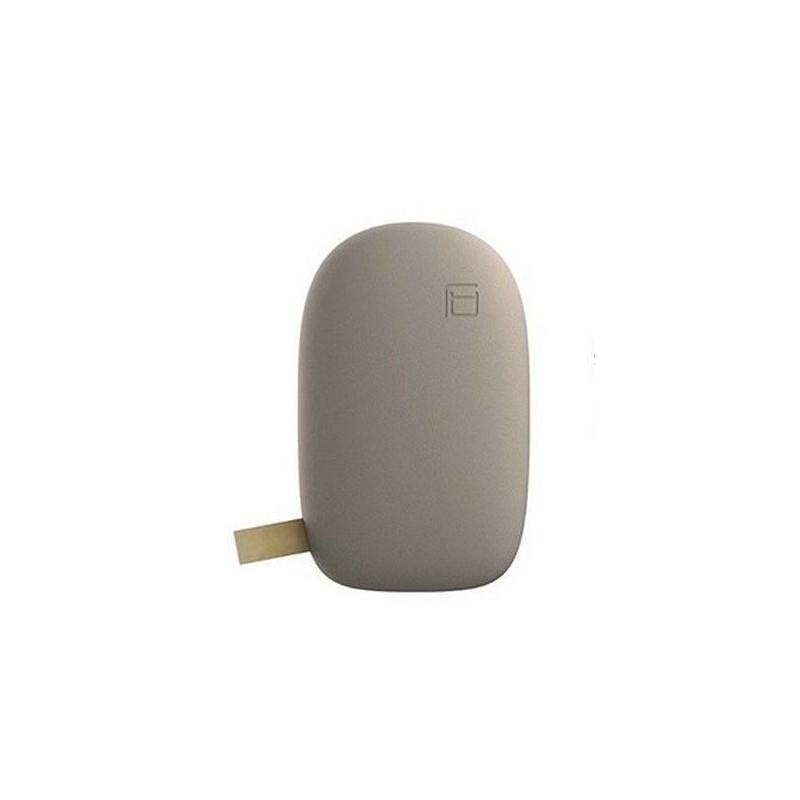 Стильный PowerBank M-Stone – 10400 мАч, 3 цвета, 2 х USB, индикатор заряда 196351