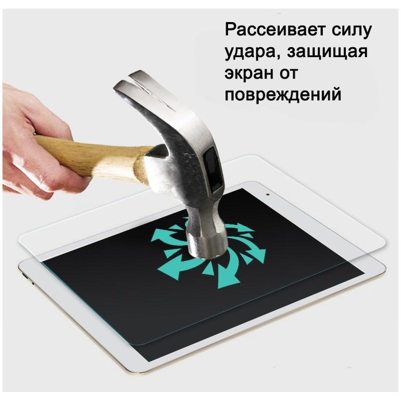 Защитное закаленное стекло для планшета Teclast Tbook11/ X16 Plus/ X16HD: 10.6 дюймов, 2,5D, 0,3 мм, олеофобное покрытие 196995