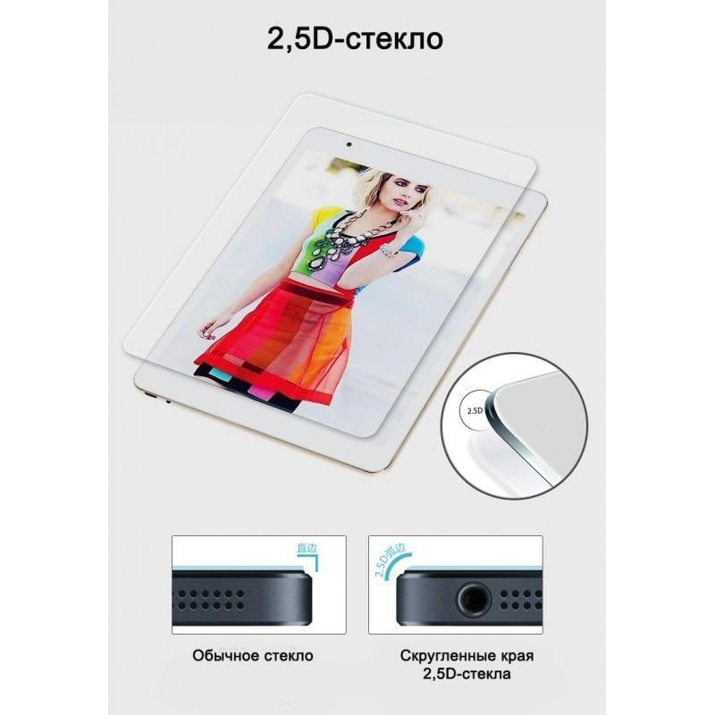Защитное закаленное стекло для планшета Teclast Tbook11/ X16 Plus/ X16HD: 10.6 дюймов, 2,5D, 0,3 мм, олеофобное покрытие 196998