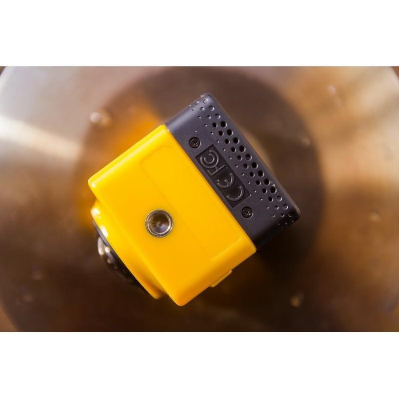 Панорамная 360-градусная экшн-видеокамера Soocoo Cube 360: Wi-Fi, CMOS, 360/190° видео с разрешением 1280 х 1042, 1300 мАч 197235