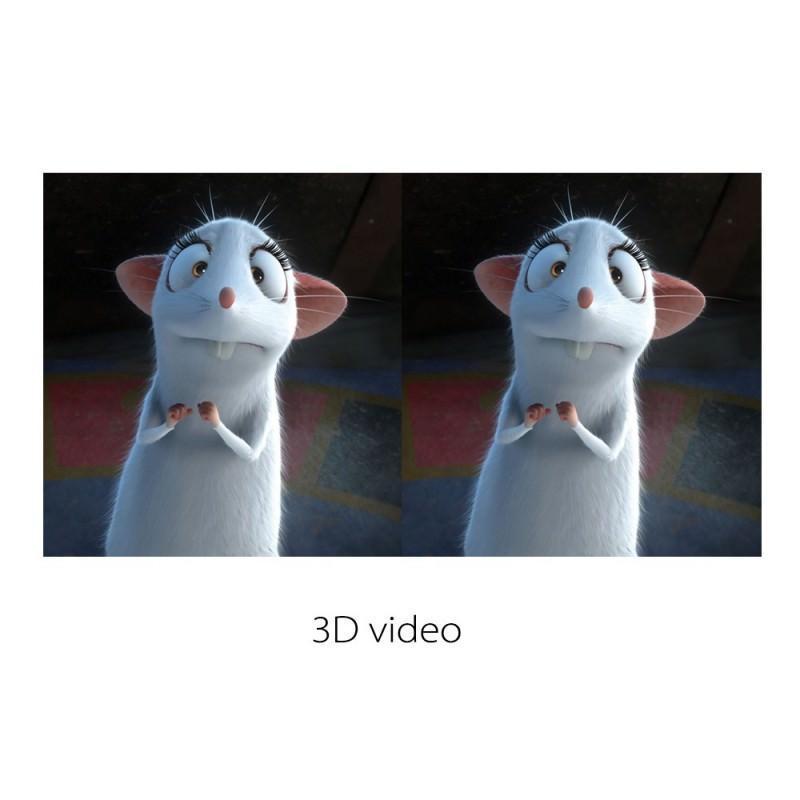 3D видеоочки виртуальной реальности Vision 800: Android 4.4, Side By Side, 5Mп камера, поддержка 1080p, Bluetooth, Wi-Fi 197281