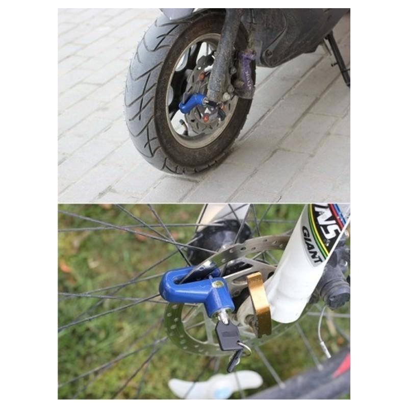 Замок-блокиратор тормозного диска для велосипедов, скутеров и мотоциклов 197435