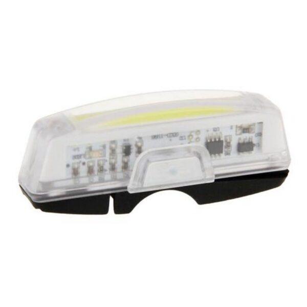 17195 - Светодиодный велосипедный фонарь RAYPAL RPL-2263 - 100 люмен, гибкое крепление, 5 режимов
