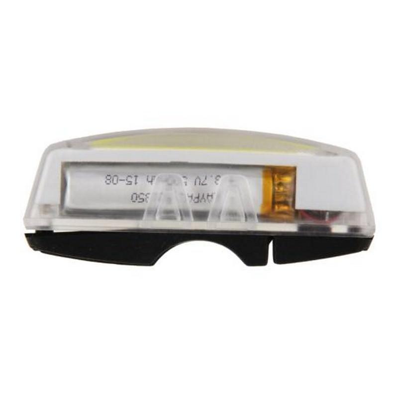 Светодиодный велосипедный фонарь RAYPAL RPL-2263 – 100 люмен, гибкое крепление, 5 режимов 197438