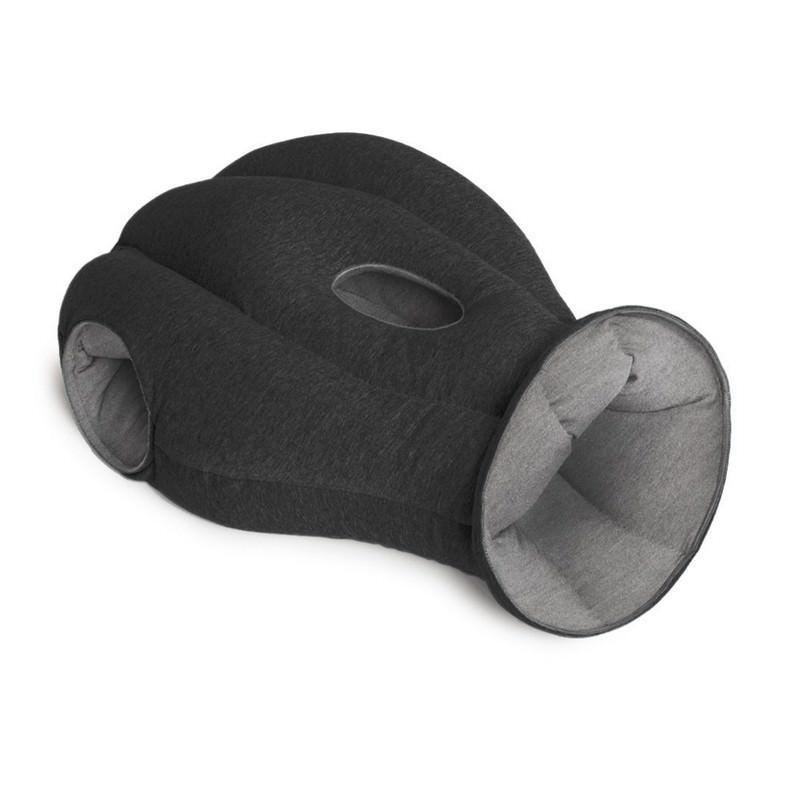 Подушка-страус Ostrich Pillow для послеобеденного сна на работе или отдыха в дороге 197489