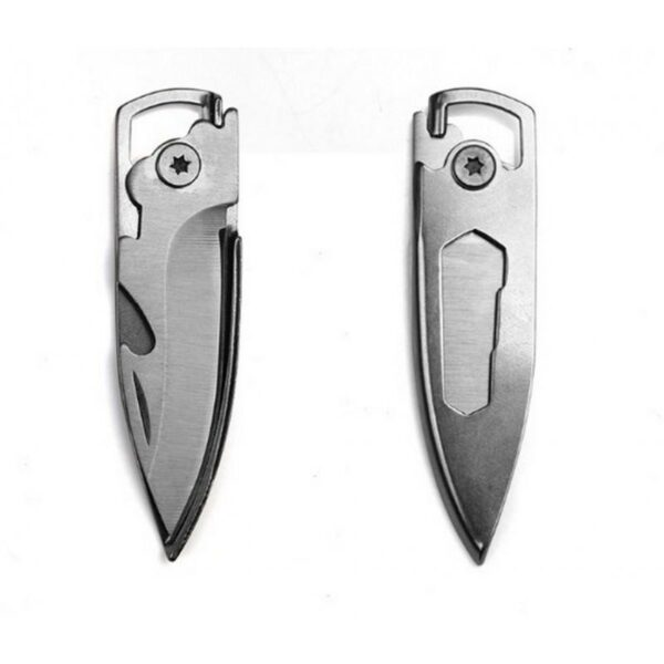 17274 - EDC нож-брелок Iron boy (нож, открывалка, гаечный ключ)