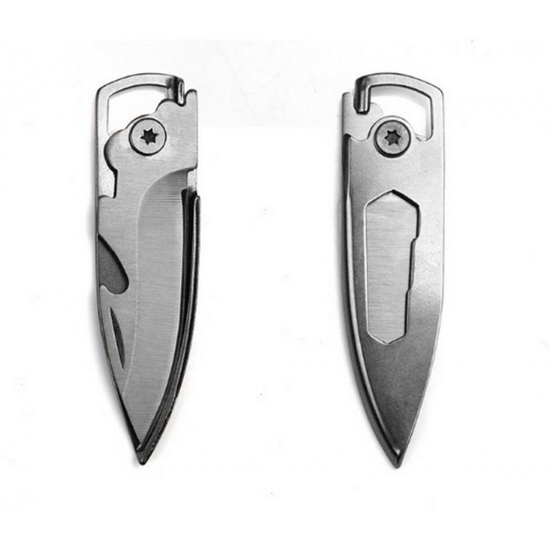 EDC нож-брелок Iron boy (нож, открывалка, гаечный ключ) 197509
