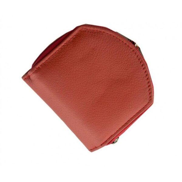 17565 - Женский кошелек-портмоне HORSE Imperial - натуральная кожа, отделения для купюр, мелочи и карт, 3 цвета