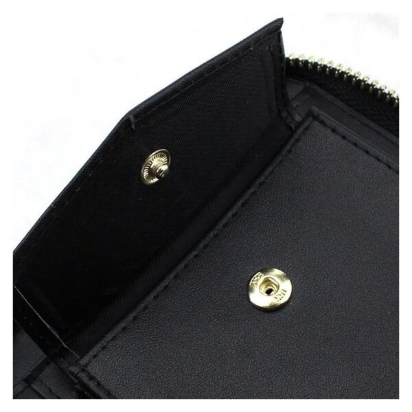 17602 - Изысканный женский кошелёк Fennec: кожа, 11 х 11 х 2 см