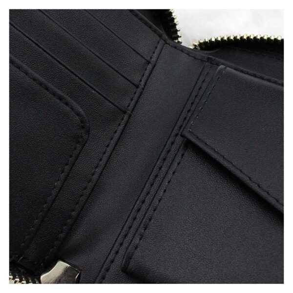 17603 - Изысканный женский кошелёк Fennec: кожа, 11 х 11 х 2 см