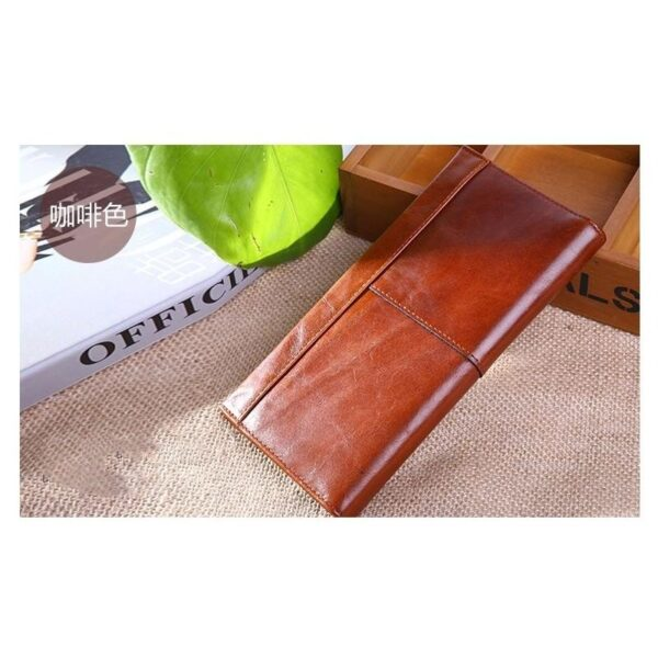 17623 - Классический женский кожаный кошелек Eleganti: натуральная кожа