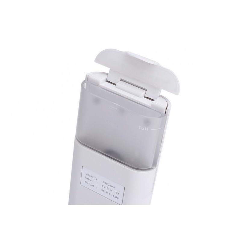 Спрей для лица + Powerbank – 10 мл, 2400 мАч, ABS-пластик 197949
