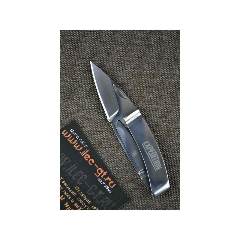 Нож + клипса для денег Expedition 198152