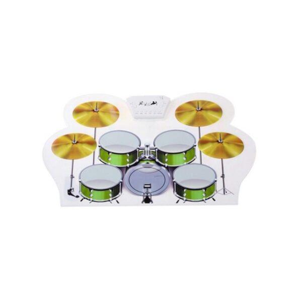 18087 - USB midi ударная установка Konix W1008 - 5 барабанов, 4 тарелки, поддержка записи и редактирования
