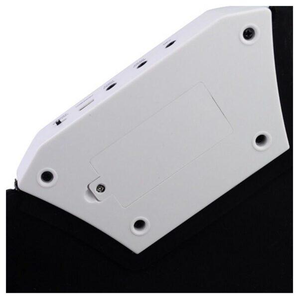 18095 - Электронная ударная midi-установка Konix W758 - 5 барабанов, 4 тарелки, USB, MP3