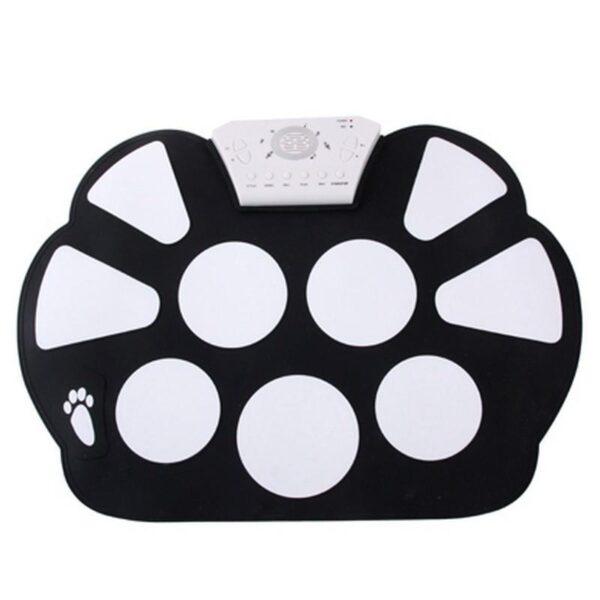 18099 - Электронная ударная midi-установка Konix W758 - 5 барабанов, 4 тарелки, USB, MP3