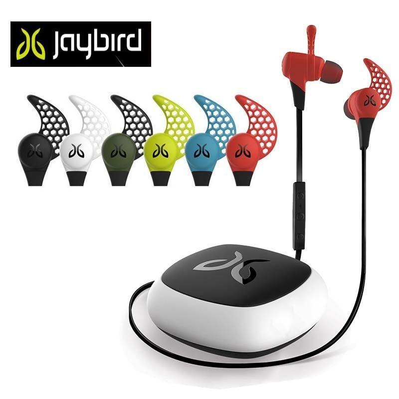 18220 - Беспроводные Bluetooth наушники-гарнитура JayBird X2: влагозащищенные, подушки из силикона и memory foam + 3 пары креплений