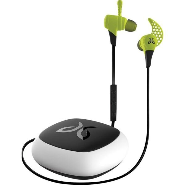 18221 - Беспроводные Bluetooth наушники-гарнитура JayBird X2: влагозащищенные, подушки из силикона и memory foam + 3 пары креплений