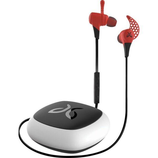 18223 - Беспроводные Bluetooth наушники-гарнитура JayBird X2: влагозащищенные, подушки из силикона и memory foam + 3 пары креплений