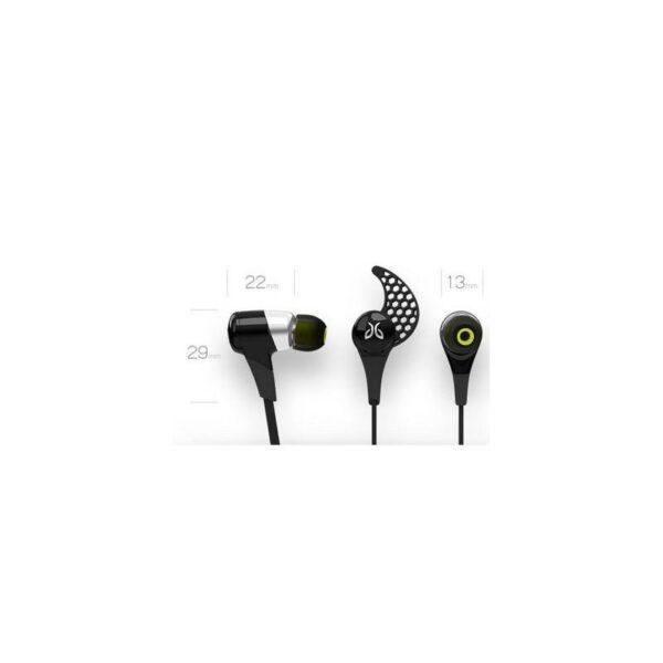 18242 - Беспроводные Bluetooth наушники-гарнитура JayBird X2: влагозащищенные, подушки из силикона и memory foam + 3 пары креплений