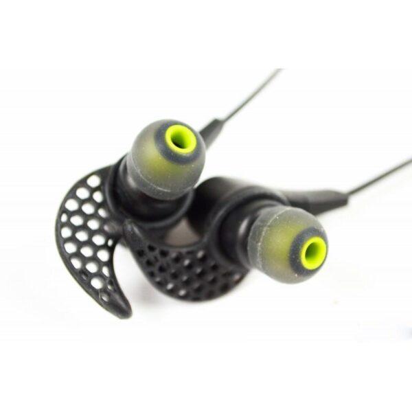 18247 - Беспроводные Bluetooth наушники-гарнитура JayBird X2: влагозащищенные, подушки из силикона и memory foam + 3 пары креплений