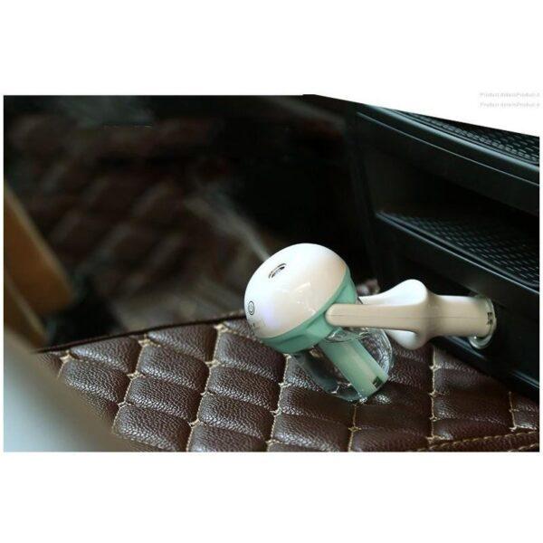 18339 - Автомобильный увлажнитель/ освежитель воздуха NanoFog: 2 режима работы, объем 50 мл, можно использовать аромамасла