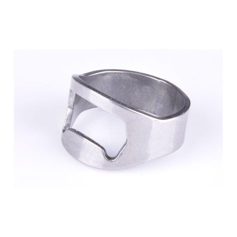 Кольцо-открывалка для бутылок: нержавеющая сталь 198581